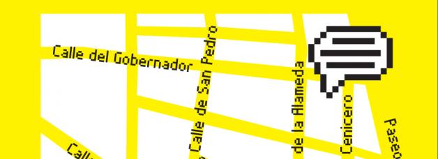 Flyer del proyecto Plaza Letras