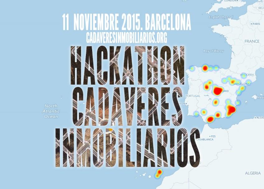 Hackathon Cadáveres Inmobiliarios en Barcelona