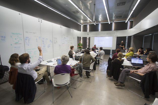 Hackathon Cadáveres Inmobiliarios. Presentación de visualizaciones