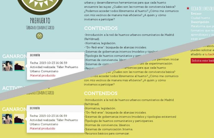 Utilización de la Rest API de Ciudad Escuela en Ciudad Huerto