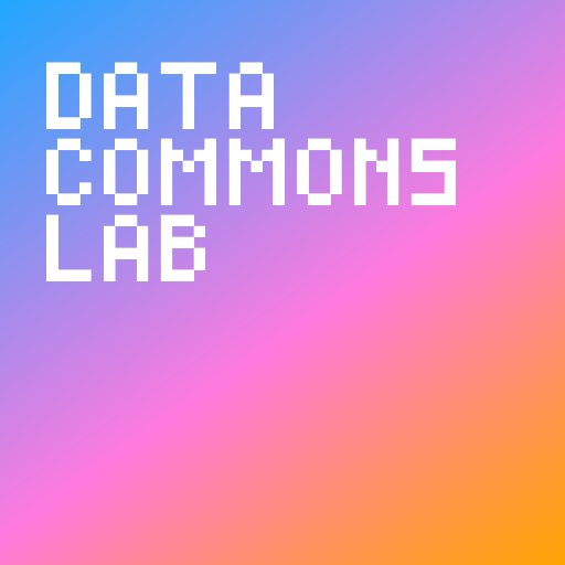 Logo del Data Commons Lab