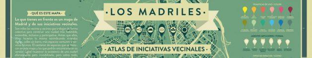 Mapa Los Madriles. Versión 2017