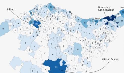 Taller Efecto Airbnb en Donostia en datos, edición 2018