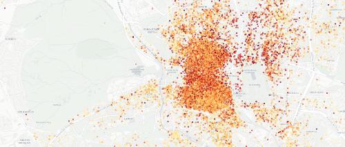 Sitio web red huertos urbanos comunitarios de Madrid