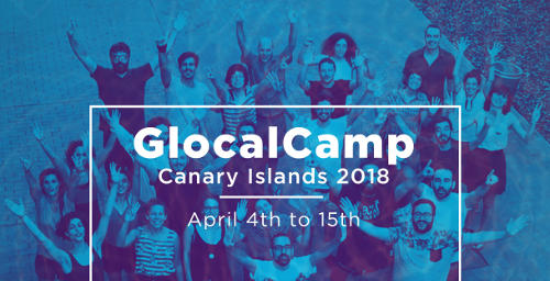 Glocal Camp Canarias abril 2018