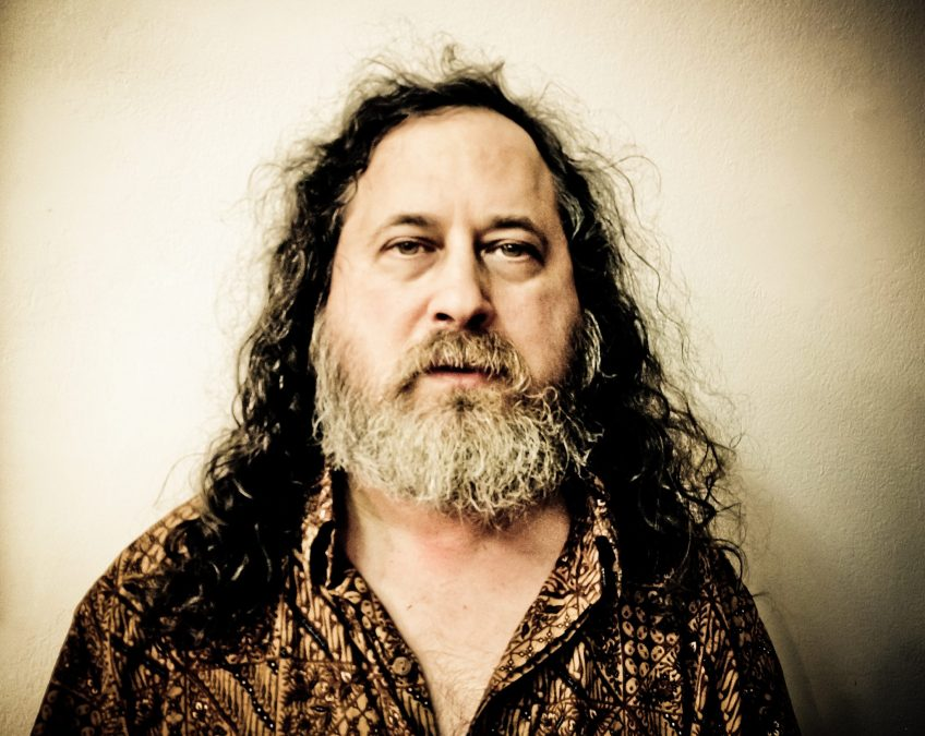 Richard Stallman, por Documentally
