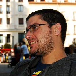 Jesús Escudero. Foto