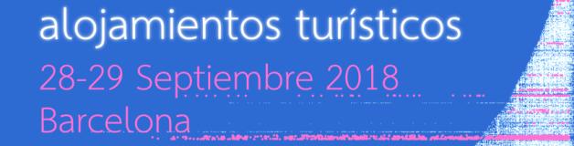 Cartel Taller de datos sobre alojamientos turísticos en Barcelona