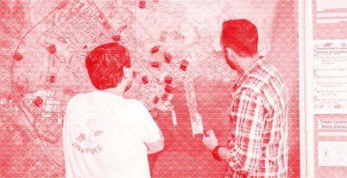Cartografíate! Taller de cartografía ciudadana