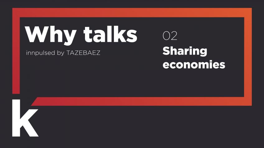 Cartel Why Talks. Sharing economies