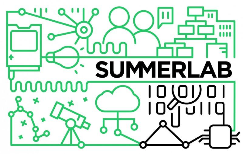 Cartel del Summerlab 2019