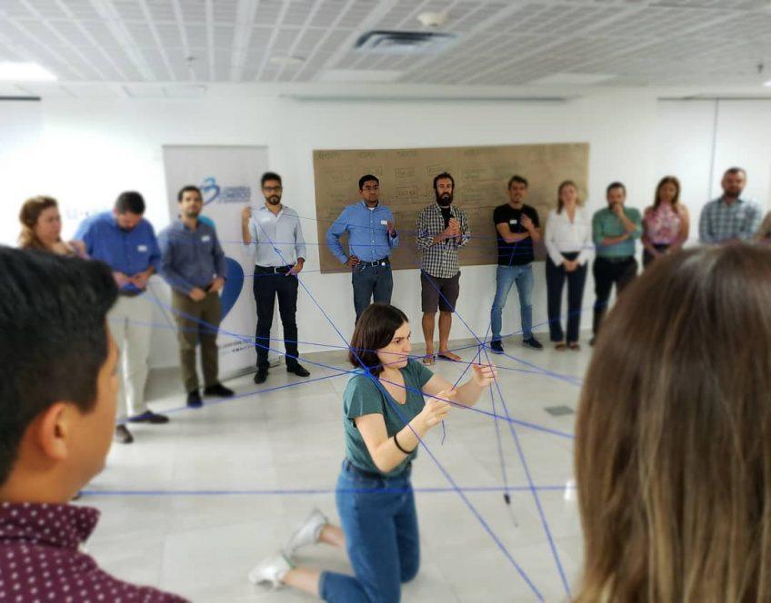 Enredometro en formación Recetas de innovación cívica, Barranquilla